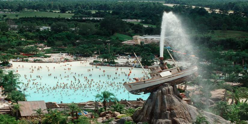 Disney's Typhoon Lagoon in Orlando, FL