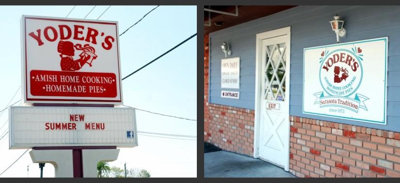Yoder's Restaurant | Homestyle Amish Food Sarasota, FL