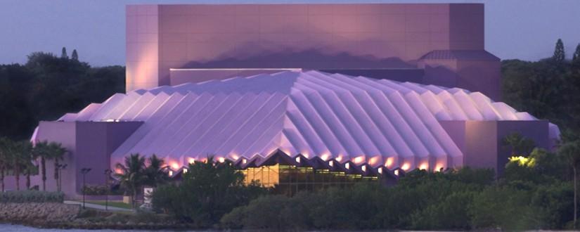 Van Wezel Performing Arts Hall | Sarasota, FL